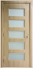Sobna vrata GLASS DOOR MAPLE