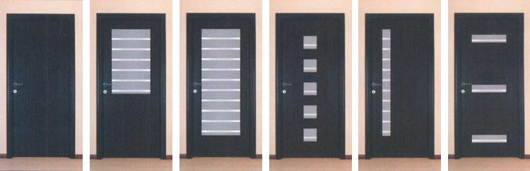 Sobna vrata – wenge – tanja folija SVS11